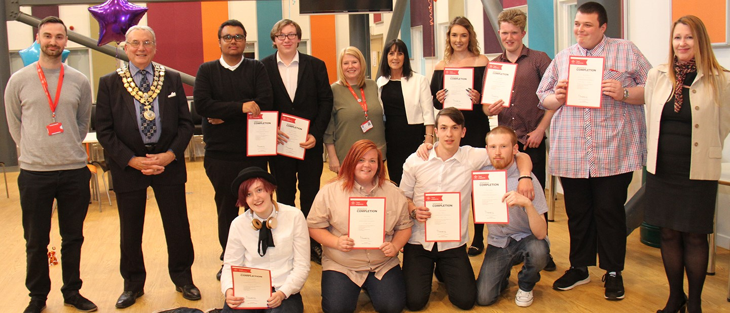 IMAGE Courses & Apprenticeships - Courses - Foundation Learning - Meet our foundation students.JPG